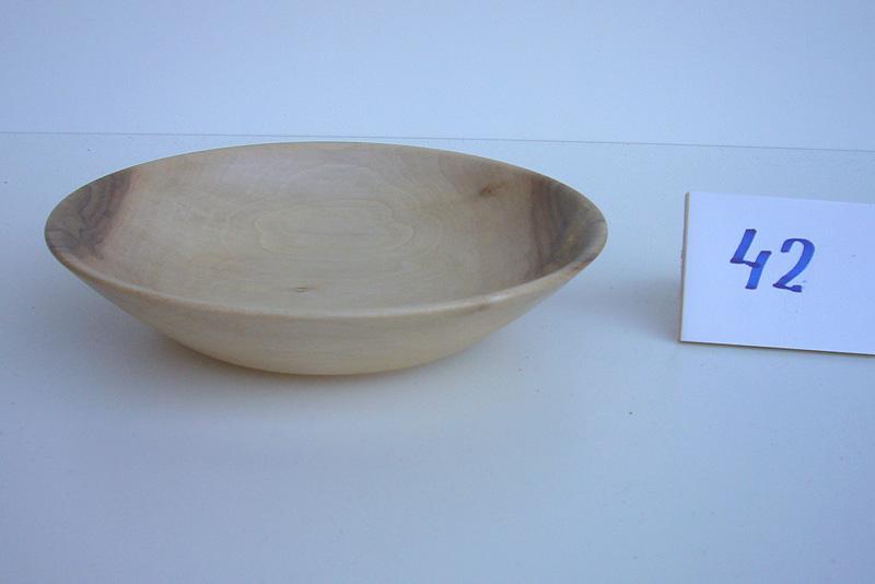 Schale | Holzsorte: Walnuß