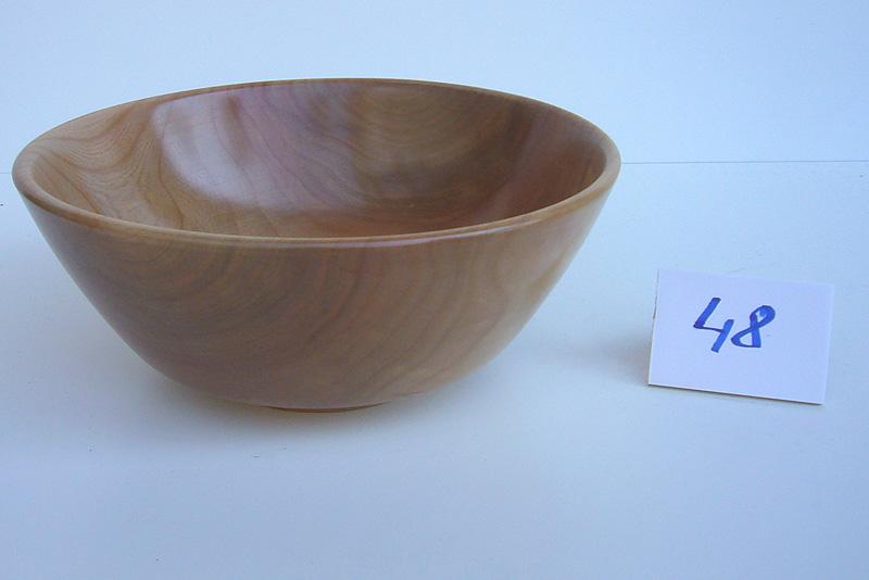 Schüssel | Holzsorte: Akazie geräuchert