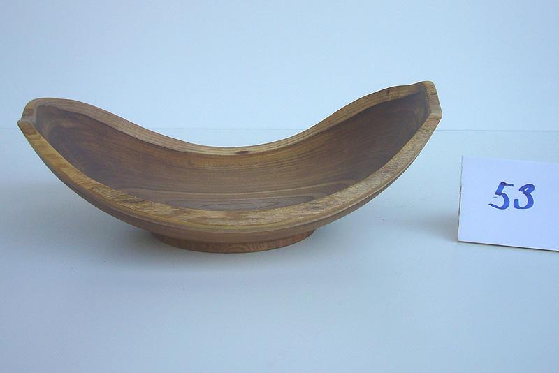 Schale | Holzsorte: Goldregen
