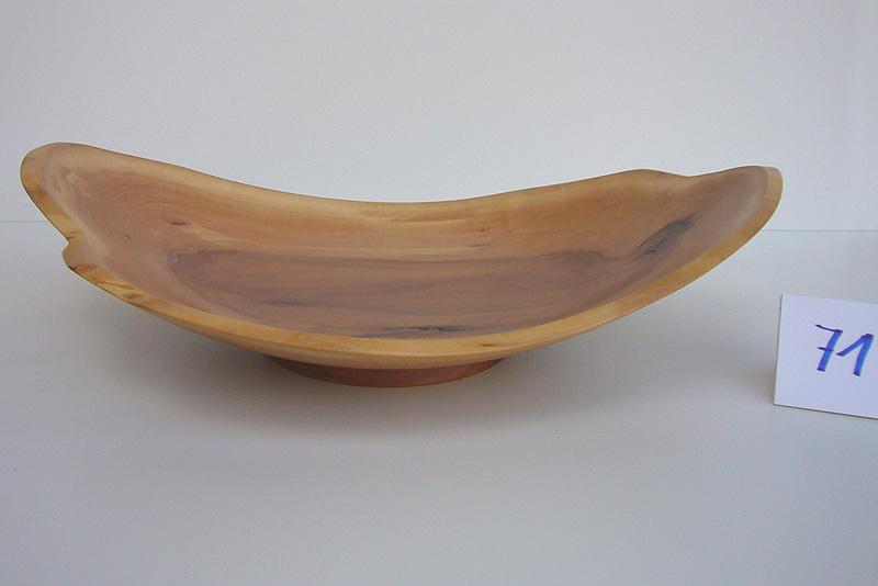 Schale | Holzsorte: Apfel