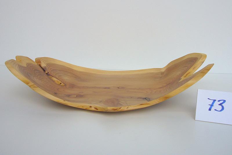 Schale | Holzsorte: Eibe