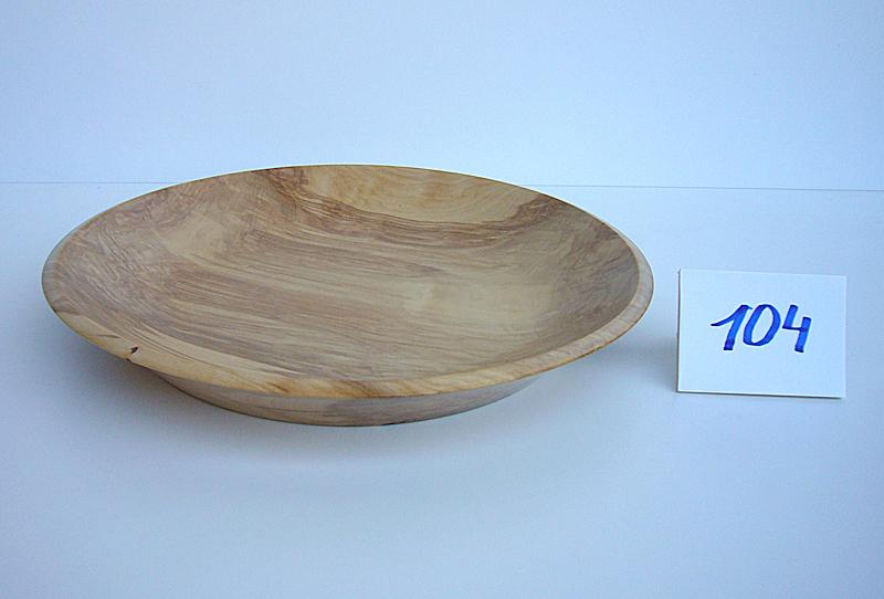 Schale | Holzsorte: Birke
