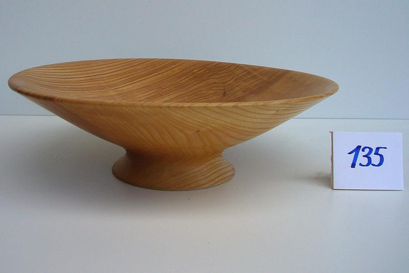 Große Schale | Holzsorte: Oliv-Esche