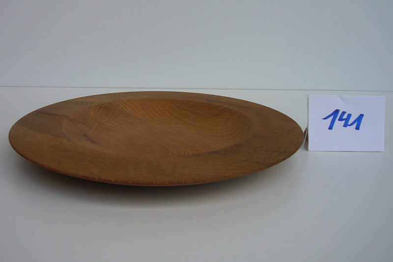 Schale | Holzsorte: Eiche, geräuchert