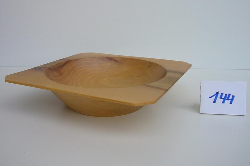 Schale | Holzsorte: Nußbaum, hell