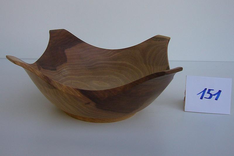 Schale | Holzsorte: Nußbaum