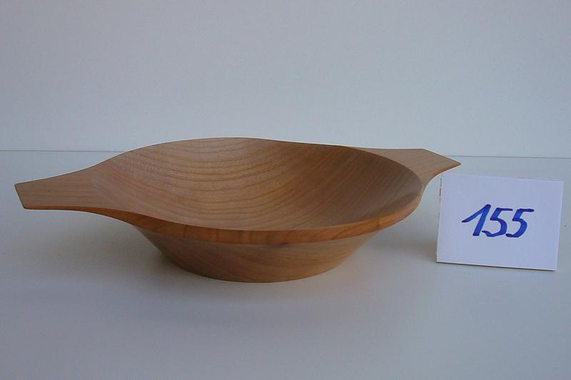 Schale   Holzsorte: Kirsche