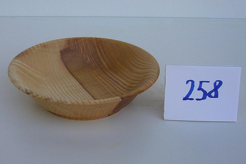 Schale   Holzsorte: Esche