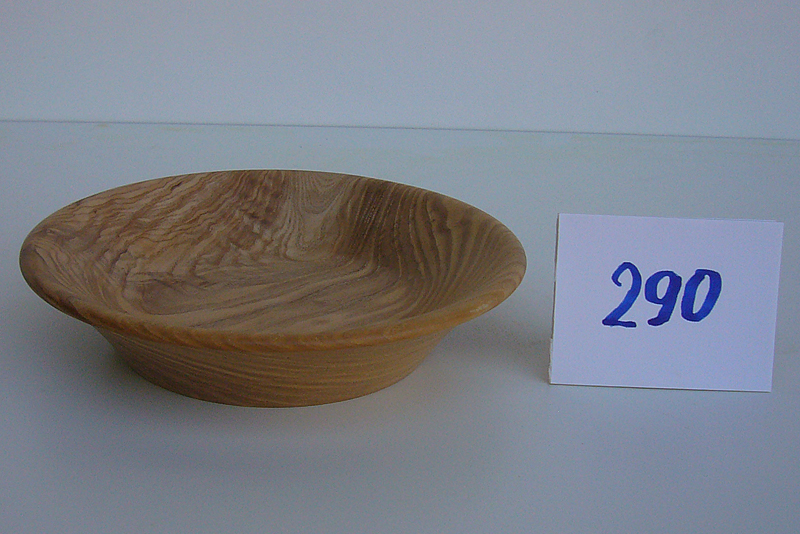 Schale | Holzsorte: Oliv-Esche